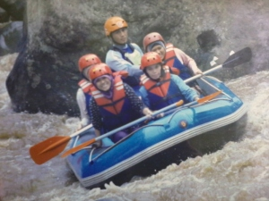 The Rafting at Matahari Park